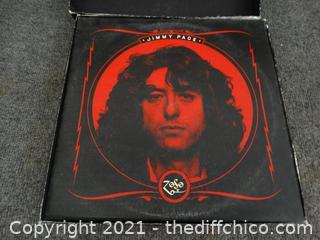 Led Zeppelin Records 4 record set