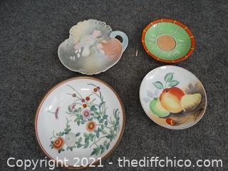 Mixed Plates