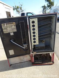 *****Vintage 15 Cent  Coke Machine *********