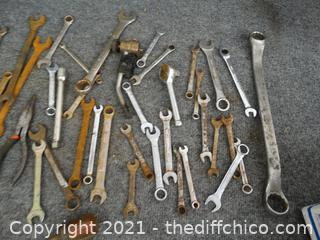 Mixed Wrenches