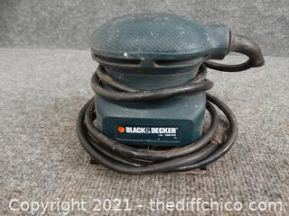 Black & Decker Sander wks
