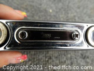 Vintage Focal 20-20-15 Binoculars