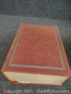 1950 Webster's  Dictionary