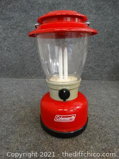 Battery Operated Lantern Untested NO Battery