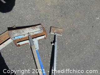 Metal Scrapers