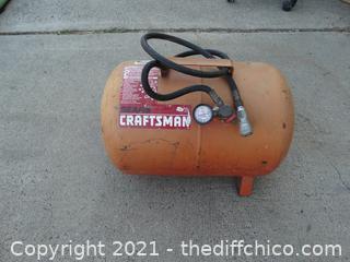 Craftsman Air Tank wks