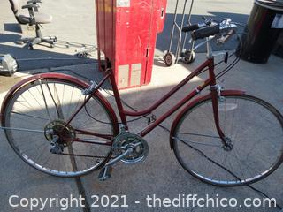 Schwinn  Bike World Tourist