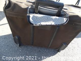 "Rolling Atlantic Suitcase 2ft x 7"" x 1 1/2/"
