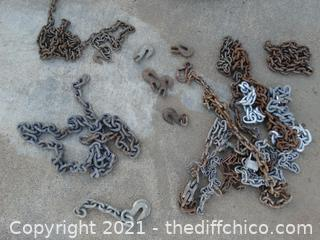 MiSC Chains Different Lengths