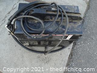 Chicago  Flex Wire Welder  40 amp Untested