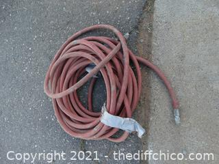 "Air Hose 3/8"" 50 FT"