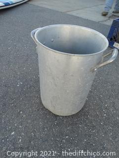 Tall Aluminum Cook Pot