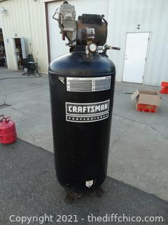 Craftsman Air Tank Only motor Doesn't work