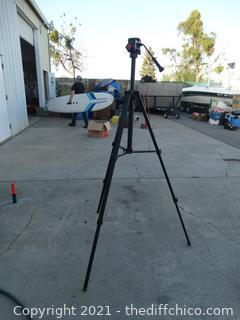 Solidex Adjustable Tri Pod