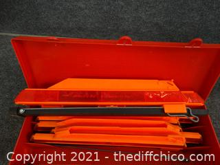 Micro Flares 219-3p in Case