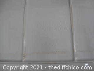 """Sonomaware Platter 17 1/2"""""""