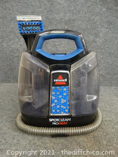 Bissell Spot Cleaner Pro Heat Cleaner WKS