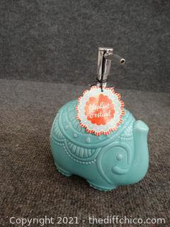 Elephant Soap Dispenser