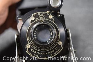 Vintage Pocket Kodak Series II Camera