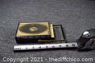 Vintage Working Zenith Deluxe Royal 500 AM Radio