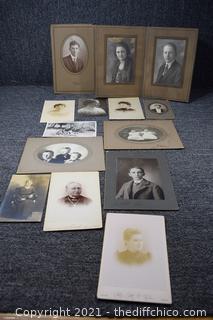 14 Vintage Photographs