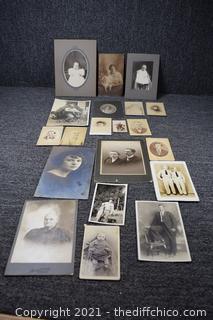 20 Vintage Photographs