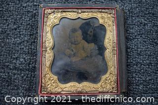 Tin Type Photograph
