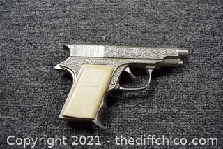 Hubley Hawk Cap Gun