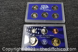 Two United States Collectible Sets