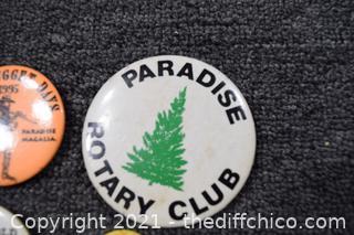 Memory Lane - Paradise Pins