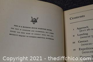 1st Edition Book