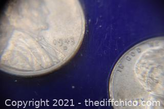 Wartime Steel Cents