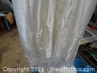 Wedding Dress Size 14 Private Label