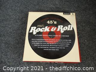 45'S Rock n Roll Records