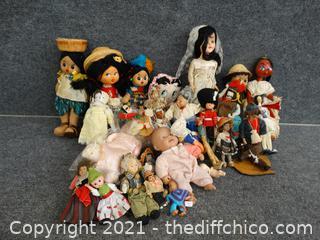Vintage Dolls