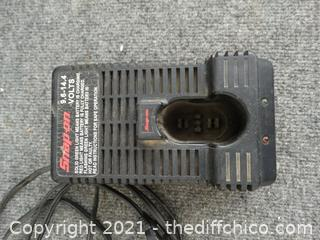 Snap On 9.6-14.4 VOLTS Charger