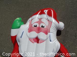 Santa Raft