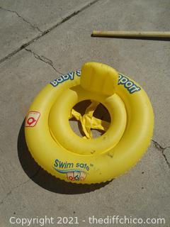 Swim Safe Raft/ tube