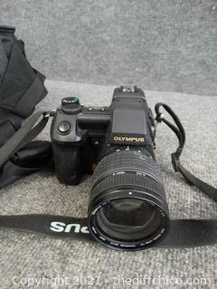 Olympus Camedia Camera E-20 n Untested No Battery