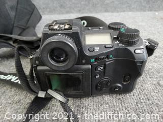 Olympus Camedia Camera E-20 n Untested No Battery
