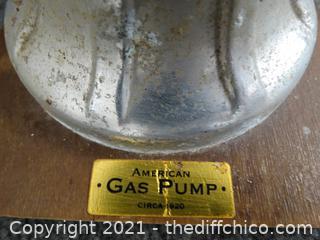 Replica White Flash Plus  Gas Pump