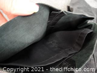 Womens Leather  Pants Size 8