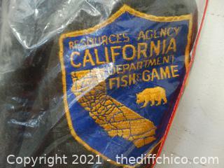 Resource Agency California  Department Of Fish & Game