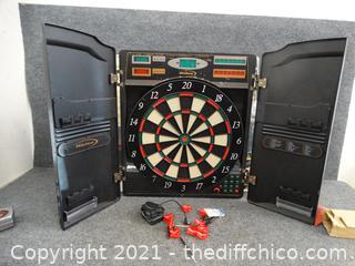 Halex  Oxford  Electronic Dartboard