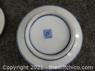 """4"""" Dish With Lid"""