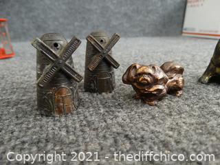 Mini Statues