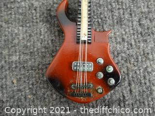 Guitar Lighter