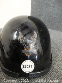 Harley Davidson Helmet DOT