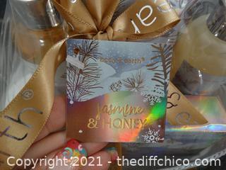 Jasmine & Honey Gift Set New