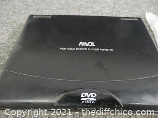 Avol Portable DVD Player